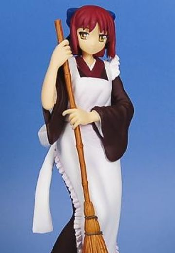Extra Figure Vol.3 Melty Blood : アクト カデンツァ 琥珀  | Hpoi手办维基