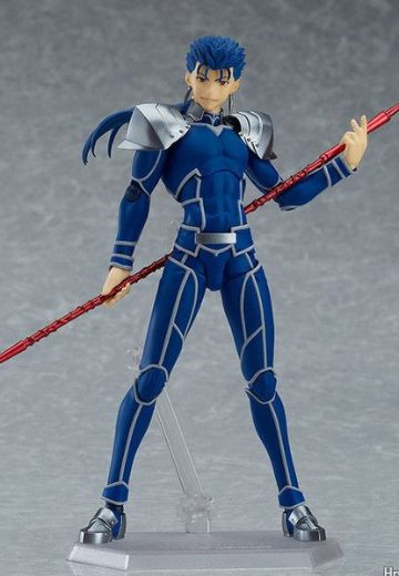 figma#375 Fate / Grand Order 库丘林  Lancer  | Hpoi手办维基