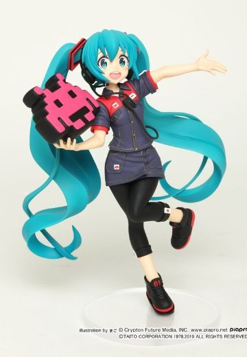 VOCALOID 初音未来 Taito Station Uniform ver.  | Hpoi手办维基