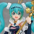 figma GOOD SMILE Racing 初音未来 Racing 2018