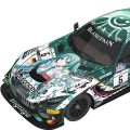 1/64 Character Vocal Series 01 初音未来 #6 Mercedes-AMG Team Black Falcon 2019 SPA 24H ver.