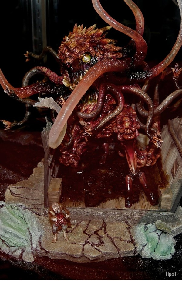 Cthulhu Evolution! The Dunwich Horror Wilbur Whateley & Wilbur's brother