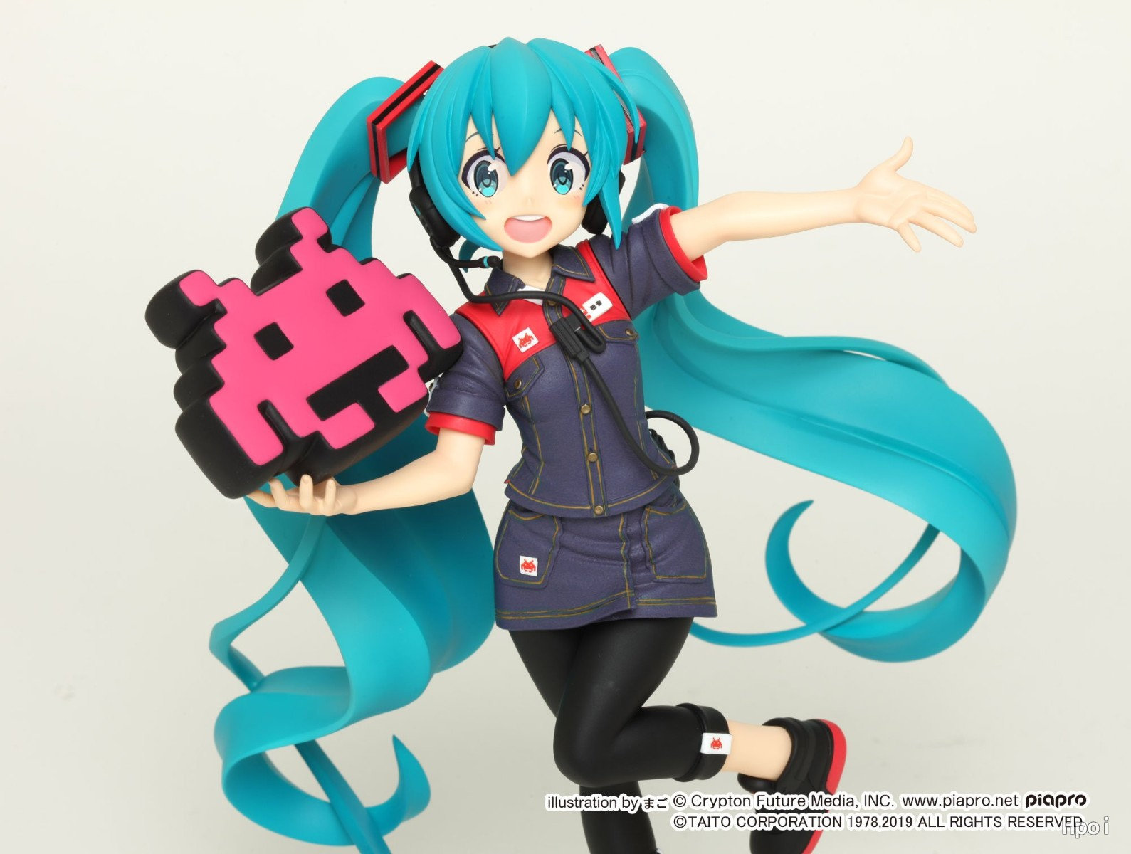 VOCALOID 初音未来 Taito Station Uniform ver.