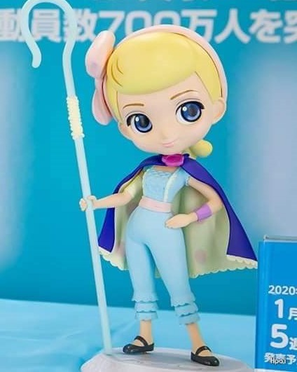 Q Posket トイ・ストーリー4 Bo Peep Pastel version