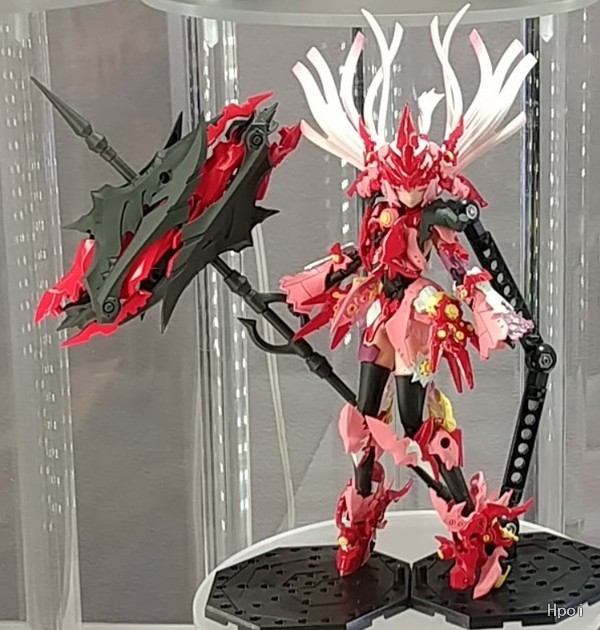 Vlocker's Fiore Rose Red Knight Type