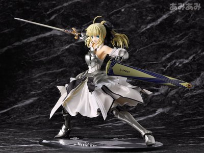 Fate/Unlimited Codes Saber lily 遥远的理想乡 Avolon