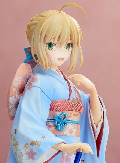 Fate/stay night [Unlimited Blade Works] SABER 晴着ver.