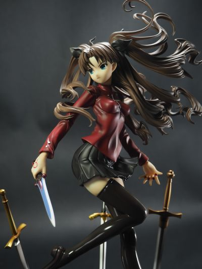 Fate/stay night - UNLIMITED BLADE WORKS 1/7 遠坂 凛