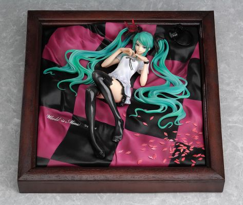 VOCALOID角色系列 01 supercell feat. 初音未来 World is Mine