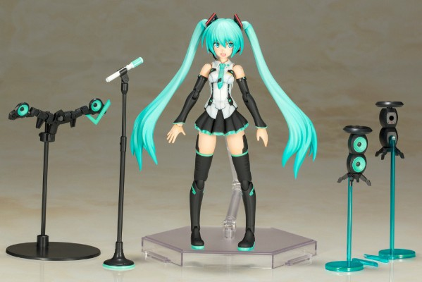 Frame Arms Girl VOCALOID Frame Music Girl 初音未来