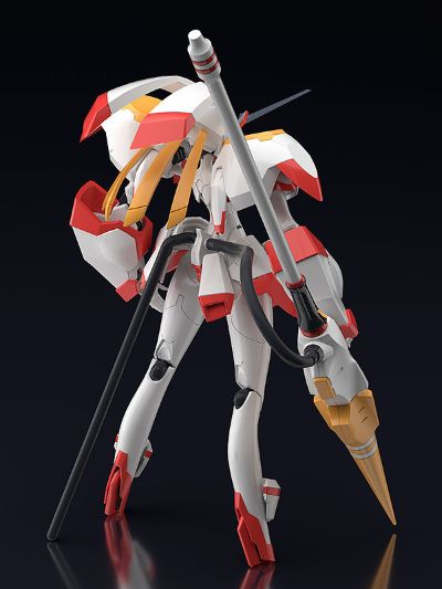 Moderoid Darling in the FranXX 鹤望兰