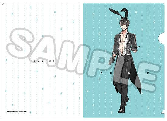 B-style 10 Count  黑濑陆 Bunny ver.