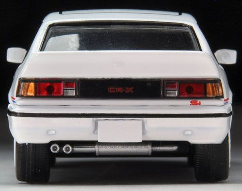 Tomica Limited Vintage NEO LV-N35d Ballade CR-X F-1 Edition (White)