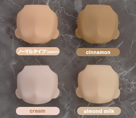 黏土人DOLL archetype:Man(almond milk)